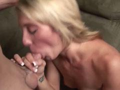 Ein geiler Mundfick nach dem anderen