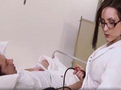 Ficken mit der geilen Ärztin