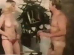 Deutsche süsse Frauen im alten Porno