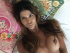 Michaela Schäfer zeigt euch ihre heissen Titten