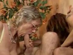 Gruppensex in einem deutschen Swinger Club