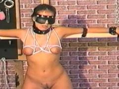 Mädchen Bondageporno