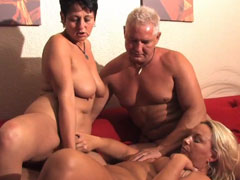 Hausfrauen Swinger Sex