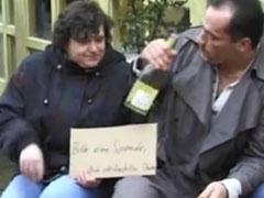 Sex mit Obdachloser Oma