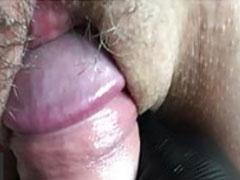 Haarige Fotze im deutschen Amateur Porno